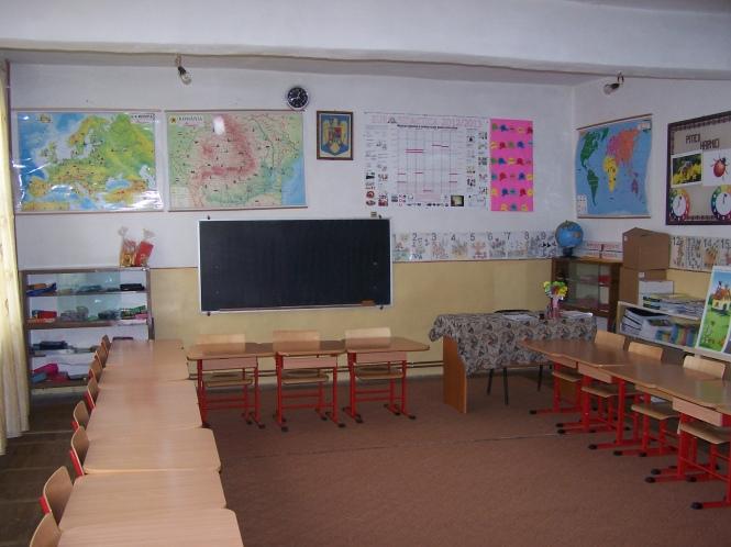 Clasa pregătitoare la Ceauru